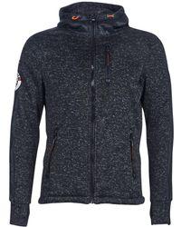 Superdry - Storm International Ziphood Sweatshirt - Lyst