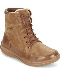 Kamik - Shawna Mid Boots - Lyst