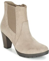 Tamaris - Nureci Low Ankle Boots - Lyst
