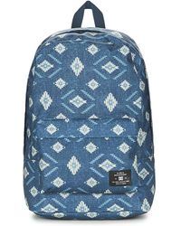 DC Shoes - Bunker Print Backpack - Lyst