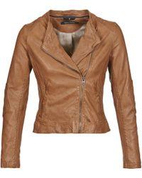 Marc O'polo - Eva Leather Jacket - Lyst