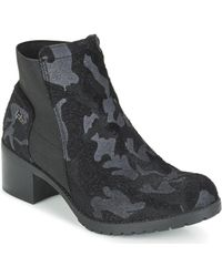 Les P'tites Bombes - Carry Mid Boots - Lyst