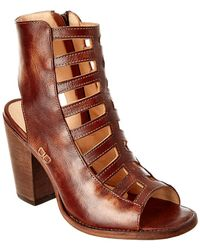 Bed Stu - Occam Leather Bootie - Lyst