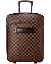 Louis Vuitton - Damier Ebene Canvas Pegase 50 - Lyst