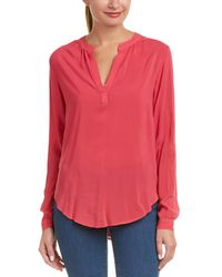 Velvet By Graham & Spencer - Rosie Top - Lyst