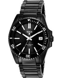 Tous - Women's Drive Dive Watch - Lyst