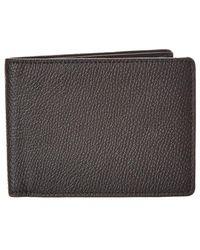 Hook + Albert - Bifold Leather Wallet - Lyst