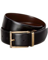 Bally - Astori Adjustable & Reversible Leather Belt - Lyst