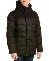 Cole Haan - Quilted Down Jacket - Lyst