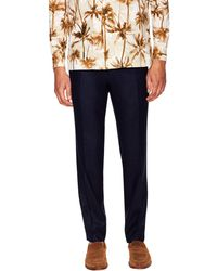 Tom Ford - Solid Wool Pant - Lyst