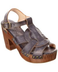 Bed Stu - Caitlin Leather Sandal - Lyst