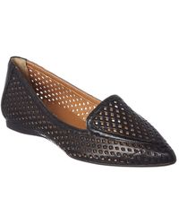French Sole - Vandalay Leather Flat - Lyst