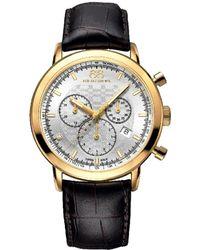 88 Rue Du Rhone - Men's Leather Watch - Lyst