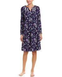 Carole Hochman - Waltz Caftan (floral) Women's Pyjama - Lyst