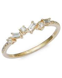 KC Designs - 14k & Diamond Ring - Lyst
