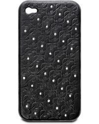 Swarovski - Crystal Swanflower Iphone Incase - Lyst