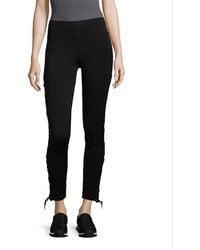 Electric Yoga - Lace-up Legging - Lyst