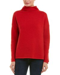 French Connection - Lena Wool-blend Jumper - Lyst