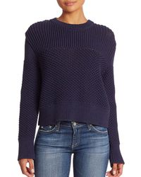 Public School - Bond Knit Crewneck Sweater - Lyst