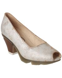 Fly London - Ohas Leather Pump - Lyst