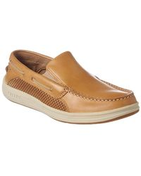 Sperry Top-Sider - Gamefish Leather Sneaker - Lyst