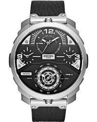 DIESEL - Men's Timeframe Watch - Lyst