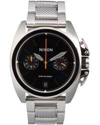 Nixon - Anthem Chrono Watch - Lyst