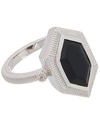 Judith Ripka - Martinique Silver 2.52 Ct. Tw. Gemstone Ring - Lyst