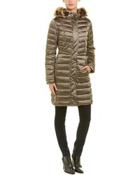 Barbour - Berneray Quilted Coat - Lyst