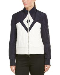 Moncler - Down Zip Jacket - Lyst