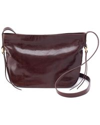 Hobo - Muse Leather Crossbody - Lyst