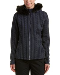 Obermeyer - Sadie Cable-knit Jacket - Lyst