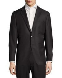 Saks Fifth Avenue - Modern Fit Textured Wool-blend Sportcoat - Lyst