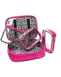 """Melissa Beth - """"kiss And Make Up"""" Cosmetic Case - Lyst"""