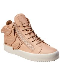 20f752e0c088 Lyst - Jeremy Scott For Adidas Js Super Star Wings Leather Sneakers ...