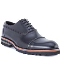 Robert Graham - Bolton Cap Toe Oxford Shoe - Lyst