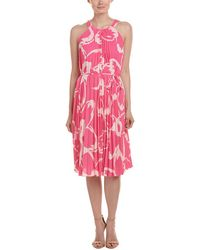 Vince Camuto - Shift Dress - Lyst