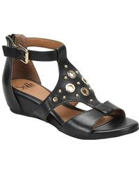 Söfft - Gretchen Leather Sandal - Lyst