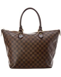 Louis Vuitton - Damier Ebene Canvas Saleya Mm - Lyst