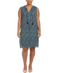 NIC+ZOE - Nic + Zoe Plus Shift Dress - Lyst