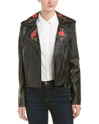 Max Studio - Groovy Monkey Embroidered Jacket - Lyst