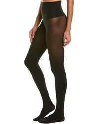 Spanx ? Assets 2pk Tummy Shaping Tights - Black