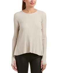 Helmut Lang - Technical Tie Sweater - Lyst