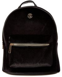 CXL by Christian Lacroix - Isabelle Mini Velvet Backpack - Lyst