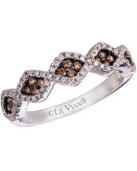 Le Vian - ® Chocolatier® 14k 0.41 Ct. Tw. Diamond Ring - Lyst