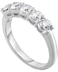 Diana M. Jewels - Bridal Collection 18k 1.70 Ct. Tw. Diamond Ring - Lyst