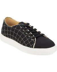 Charlotte Olympia - Web Low Top Sneakers - Lyst
