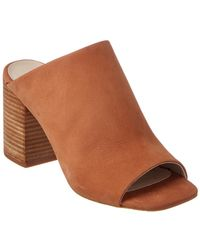 Kenneth Cole - Karolina Leather Sandals - Lyst