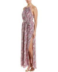 Ramy Brook Naomi Silk Maxi Dress