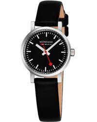 Mondaine - Evo Petite Watch - Lyst
